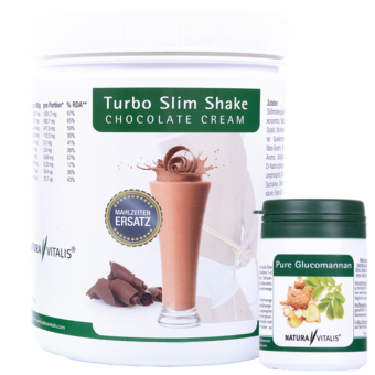 Turbo Slim Shake Chocolate Cream - 560 g